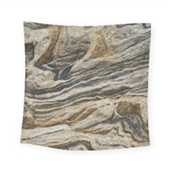 Rock Texture Background Stone Square Tapestry (small)