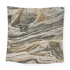 Rock Texture Background Stone Square Tapestry (large)