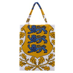 Coat of Arms of Estonia Classic Tote Bag