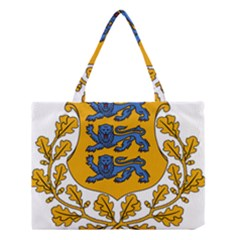 Coat of Arms of Estonia Medium Tote Bag