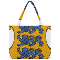 Lesser Arms of Estonia  Mini Tote Bag