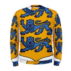 Lesser Arms of Estonia Men s Sweatshirt