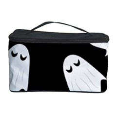 Ghost Halloween Pattern Cosmetic Storage Case