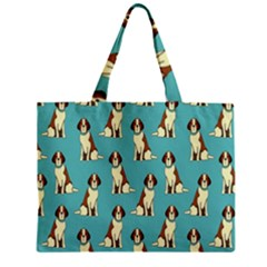 Dog Animal Pattern Mini Tote Bag