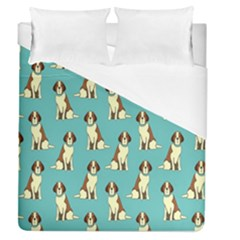Dog Animal Pattern Duvet Cover (queen Size)