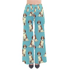 Dog Animal Pattern Pants