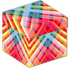 Graphics Colorful Colors Wallpaper Graphic Design Storage Stool 12