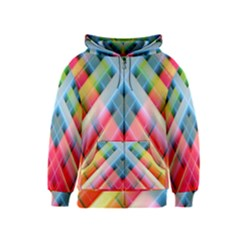 Graphics Colorful Colors Wallpaper Graphic Design Kids  Zipper Hoodie