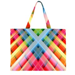 Graphics Colorful Colors Wallpaper Graphic Design Large Tote Bag