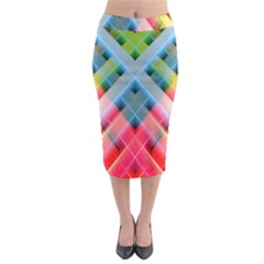 Graphics Colorful Colors Wallpaper Graphic Design Midi Pencil Skirt