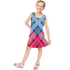 Graphics Colorful Colors Wallpaper Graphic Design Kids  Tunic Dress