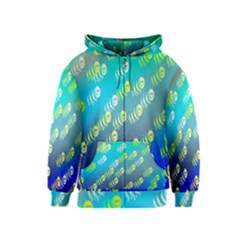 Animal Nature Cartoon Wild Wildlife Wild Life Kids  Zipper Hoodie