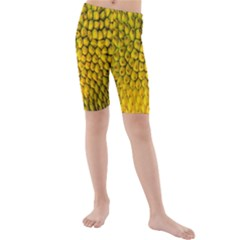 Jack Shell Jack Fruit Close Kids  Mid Length Swim Shorts