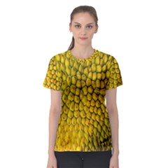 Jack Shell Jack Fruit Close Women s Sport Mesh Tee