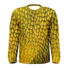 Jack Shell Jack Fruit Close Men s Long Sleeve Tee