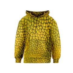 Jack Shell Jack Fruit Close Kids  Pullover Hoodie