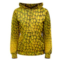 Jack Shell Jack Fruit Close Women s Pullover Hoodie