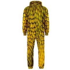 Jack Shell Jack Fruit Close Hooded Jumpsuit (men)