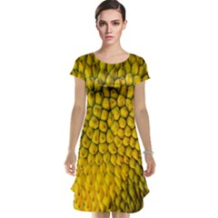 Jack Shell Jack Fruit Close Cap Sleeve Nightdress