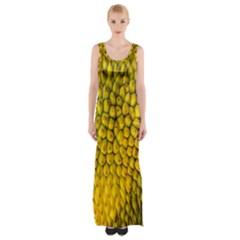 Jack Shell Jack Fruit Close Maxi Thigh Split Dress