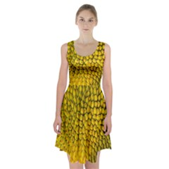 Jack Shell Jack Fruit Close Racerback Midi Dress