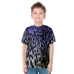 Fabric Animal Motifs Kids  Cotton Tee