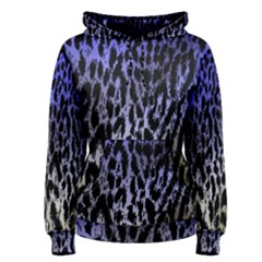 Fabric Animal Motifs Women s Pullover Hoodie