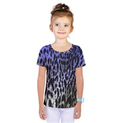 Fabric Animal Motifs Kids  One Piece Tee