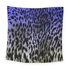 Fabric Animal Motifs Square Tapestry (large)
