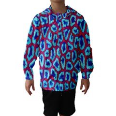 Animal Tissue Hooded Wind Breaker (Kids)