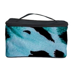 Animal Cruelty Pattern Cosmetic Storage Case