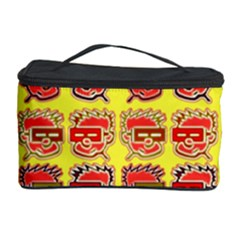 Funny Faces Cosmetic Storage Case