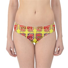 Funny Faces Hipster Bikini Bottoms