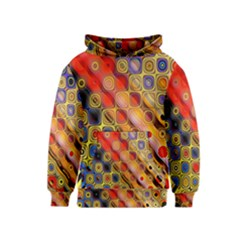 Background Texture Pattern Kids  Pullover Hoodie