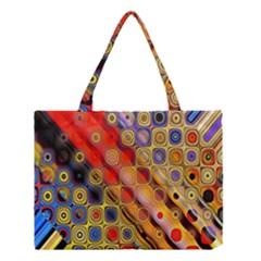 Background Texture Pattern Medium Tote Bag