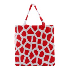Animal Animalistic Pattern Grocery Tote Bag
