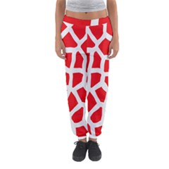 Animal Animalistic Pattern Women s Jogger Sweatpants