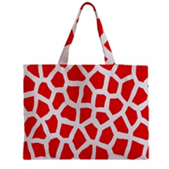 Animal Animalistic Pattern Medium Tote Bag