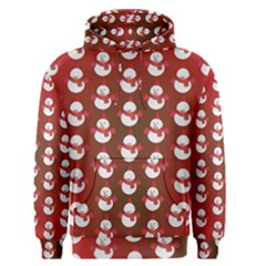 Card Cartoon Christmas Cold Men s Pullover Hoodie