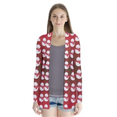 Card Cartoon Christmas Cold Cardigans