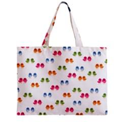 Pattern Birds Cute Design Nature Mini Tote Bag