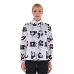 Panda Tile Cute Pattern Winterwear
