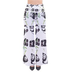 Panda Tile Cute Pattern Pants