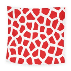 Animal Animalistic Pattern Square Tapestry (large)