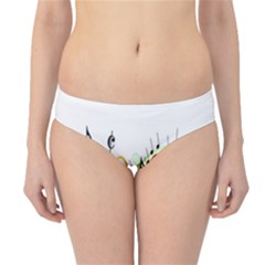Color Music Notes Hipster Bikini Bottoms