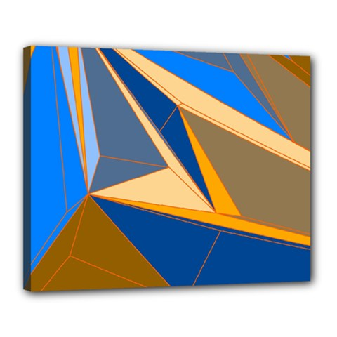 Abstract Background Pattern Canvas 20  X 16