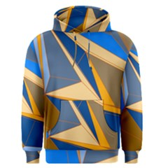 Abstract Background Pattern Men s Pullover Hoodie