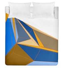 Abstract Background Pattern Duvet Cover (queen Size)