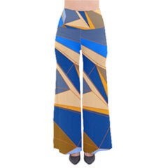 Abstract Background Pattern Pants