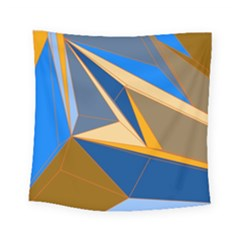 Abstract Background Pattern Square Tapestry (small)